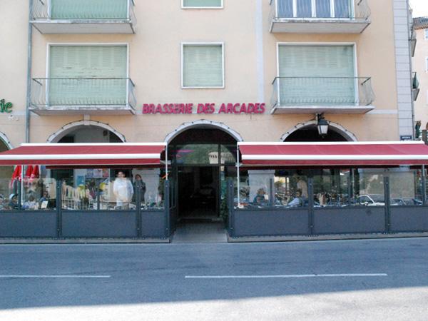 Brasserie des Arcades