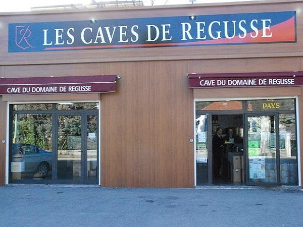 Cave de Régusse by Syl\'vins