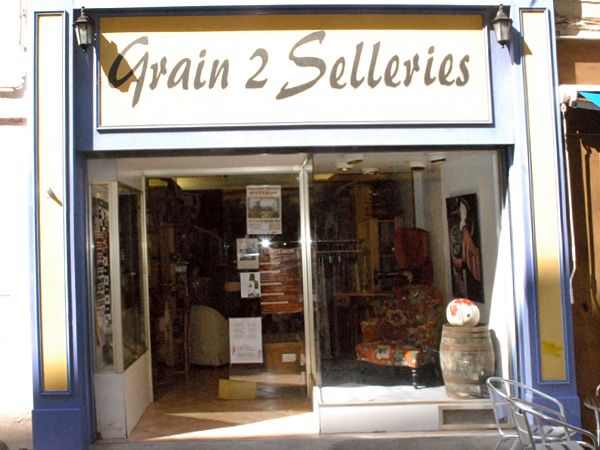 Grain 2 Selleries