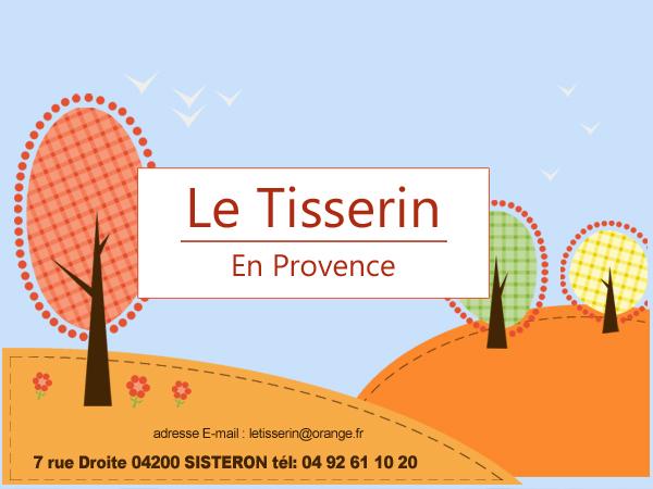 Le Tisserin