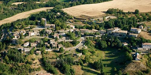 Village de Valernes