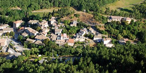 Village de Vaumeilh